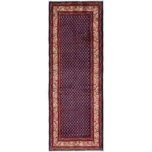 Link to 3' 10 x 10' 4 Farahan Persian Runner... item page