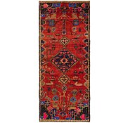 Link to 3' 7 x 8' 8 Hamedan Persian Runner Rug