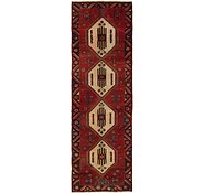 Link to 3' 3 x 9' 10 Hamedan Persian Rug