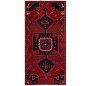 Link to 3' 10 x 8' 2 Hamedan Persian Runner Rug