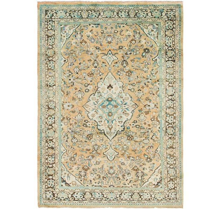 8' 9 x 12' 5 Mahal Persian Rug