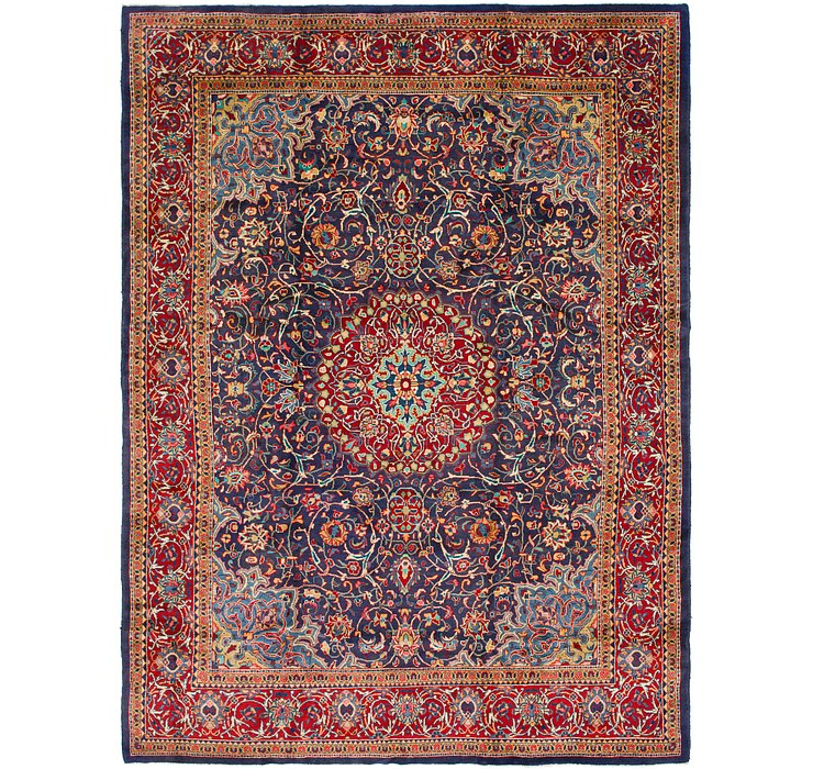 HandKnotted 10' x 13' 10 Mahal Persian Rug