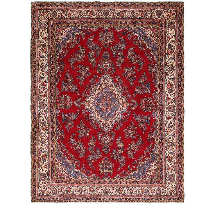 10' 5 x 13' 8 Shahrbaft Persian Rug