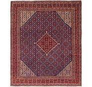 Link to 9' 9 x 12' Farahan Persian Rug