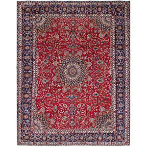 9' 3 x 12' 3 Kashmar Persian Rug