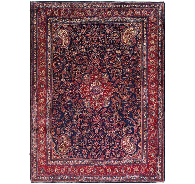 10' 4 x 14' 3 Mashad Persian Rug
