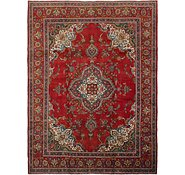 Link to 9' 10 x 13' 4 Tabriz Persian Rug