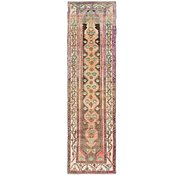 Link to 3' 7 x 12' Saveh Persian Runner Rug