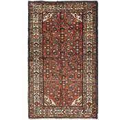 Link to 3' 8 x 6' 2 Hossainabad Persian Rug