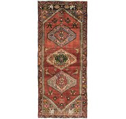 Link to 2' 7 x 5' 10 Hamedan Persian Runner Rug