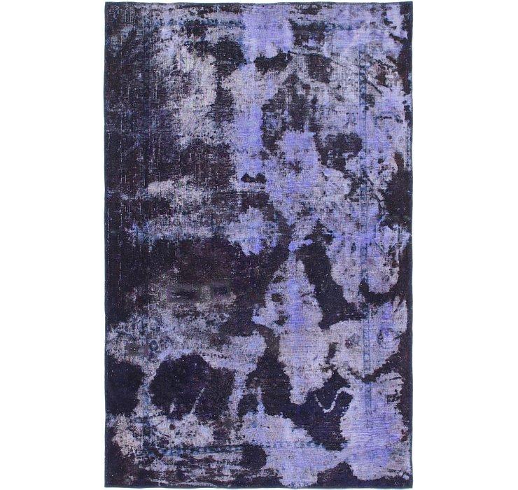 5' 4 x 8' 5 Ultra Vintage Persian Rug