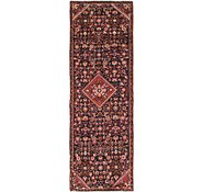 Link to 3' x 8' 8 Hossainabad Persian Runner Rug