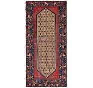 Link to 3' 8 x 7' 5 Koliaei Persian Runner Rug