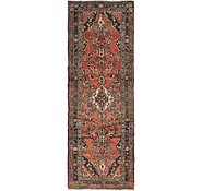 Link to 105cm x 300cm Hamedan Persian Runner Rug