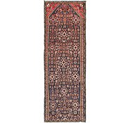 Link to 2' 7 x 7' 3 Hossainabad Persian Runner Rug