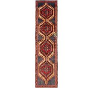 Link to 2' 4 x 9' Meshkin Persian Runner Rug