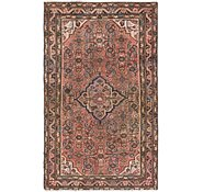 Link to 4' x 6' 6 Hossainabad Persian Rug
