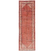 Link to 3' 4 x 10' 8 Farahan Persian Runner Rug