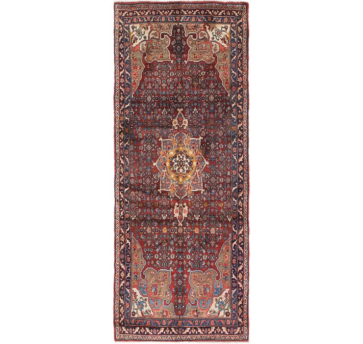 110cm x 275cm Gholtogh Persian Runner...