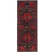 Link to 3' 10 x 9' 8 Hamedan Persian Runner Rug