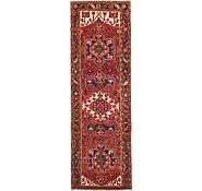 Link to 102cm x 318cm Hamedan Persian Runner Rug