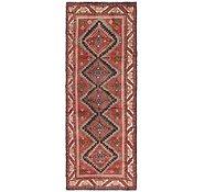 Link to 3' 9 x 10' 4 Chenar Persian Runner Rug