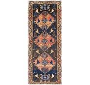 Link to 3' 6 x 9' 2 Senneh Persian Runner Rug
