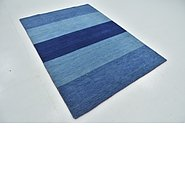 Link to 4' 8 x 6' 5 Indo Gabbeh Rug