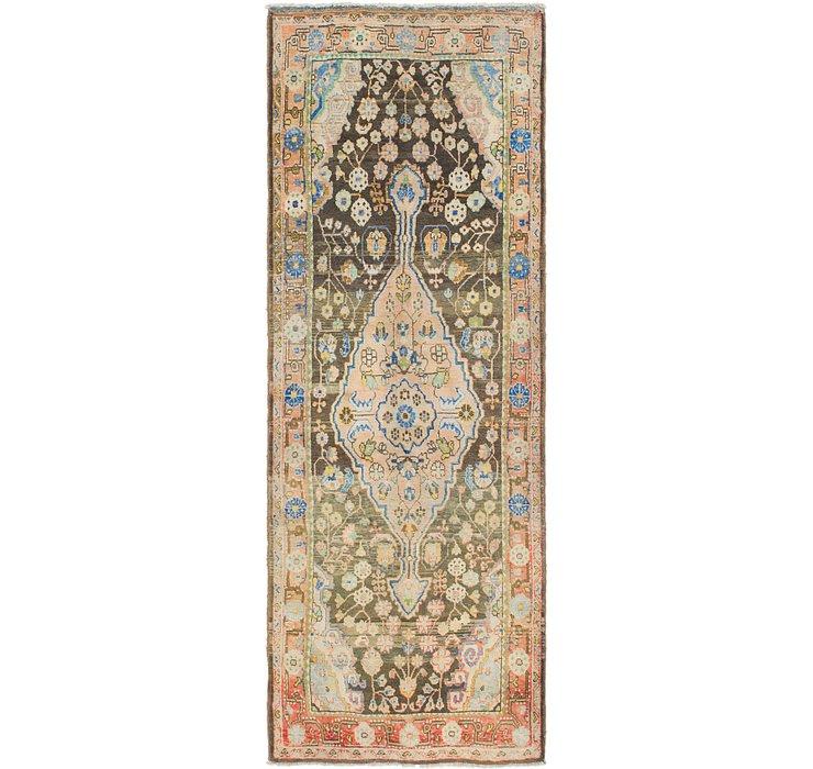 3' 5 x 9' 10 Mahal Persian Runner Rug