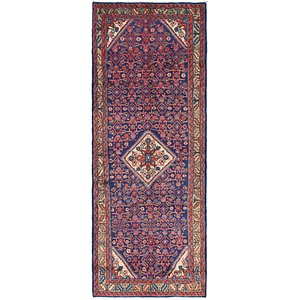 Link to 112cm x 305cm Hossainabad Persian Ru... item page