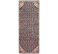 Link to 3' x 8' 4 Hossainabad Persian Runner Rug