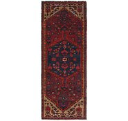 Link to 3' x 7' 10 Khamseh Persian Runner Rug
