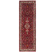 Link to 3' x 10' 3 Hamedan Persian Runner Rug