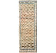Link to 3' 4 x 10' Farahan Persian Runner Rug
