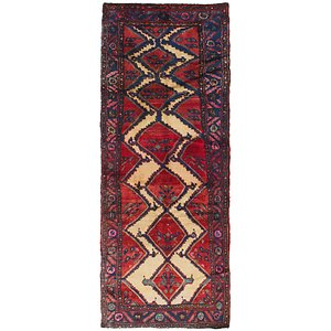 Link to 3' 5 x 9' Chenar Persian Runner ... item page