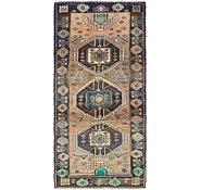 Link to 4' 2 x 9' Hamedan Persian Runner Rug