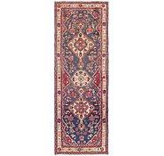 Link to 3' 2 x 9' 4 Hamedan Persian Runner Rug