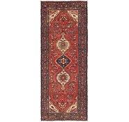 Link to 3' 4 x 9' 4 Hamedan Persian Runner Rug