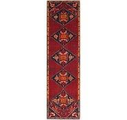 Link to 97cm x 350cm Hamedan Persian Runner Rug