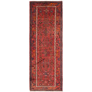 Link to 3' 5 x 10' 2 Hamedan Persian Runner... item page