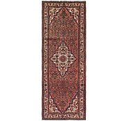 Link to 122cm x 335cm Hossainabad Persian Runner Rug
