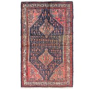 Link to 3' 8 x 6' 3 Mazlaghan Persian Rug