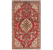 Link to 3' 5 x 6' 6 Hamedan Persian Rug