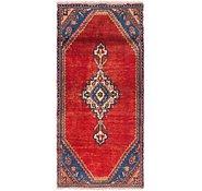 Link to 3' x 6' 3 Hamedan Persian Runner Rug