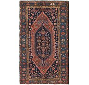 Link to 4' 2 x 7' Zanjan Persian Rug