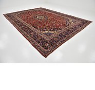 Link to 9' 9 x 13' 10 Kashan Persian Rug