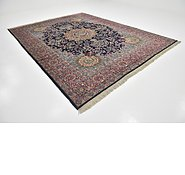 Link to 8' 8 x 11' 6 Kerman Persian Rug