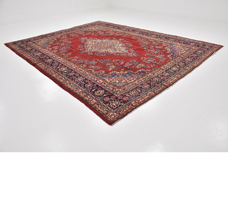 9' 6 x 12' 2 Shahrbaft Persian Rug