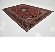Link to 9' 3 x 13' 5 Kashan Persian Rug