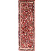 Link to 3' 5 x 10' 2 Mahal Persian Runner Rug